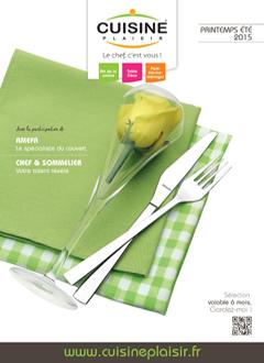Les catalogues cuisine plaisir groupe findis for Cuisine plaisir