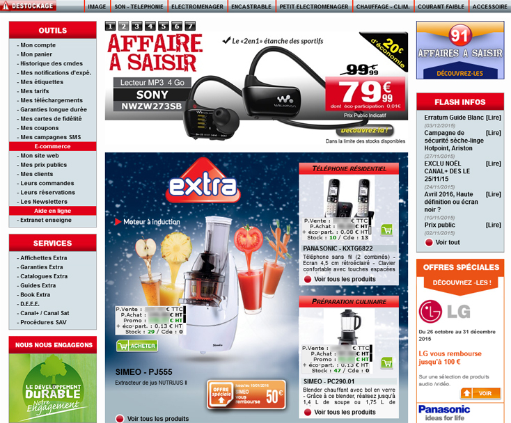 Carte Accord Enseigne.4 Enseignes En Electromenager Image Son Groupe Findis