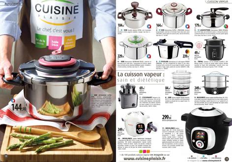 cuisine plaisir catalogue 2016